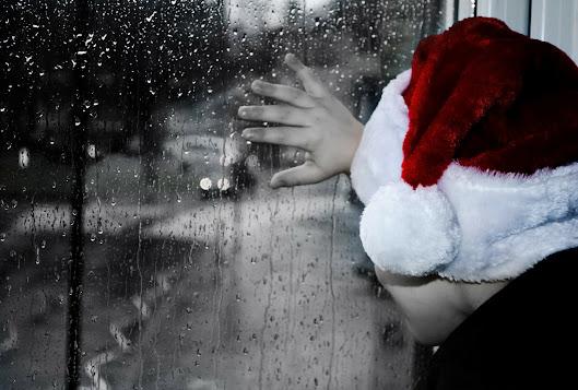 """Bild für """"Lasst uns bös' und garstig sein"""" . Oder: """"Und Weihnachten kriegst du das Kind erst recht nicht!"""""""