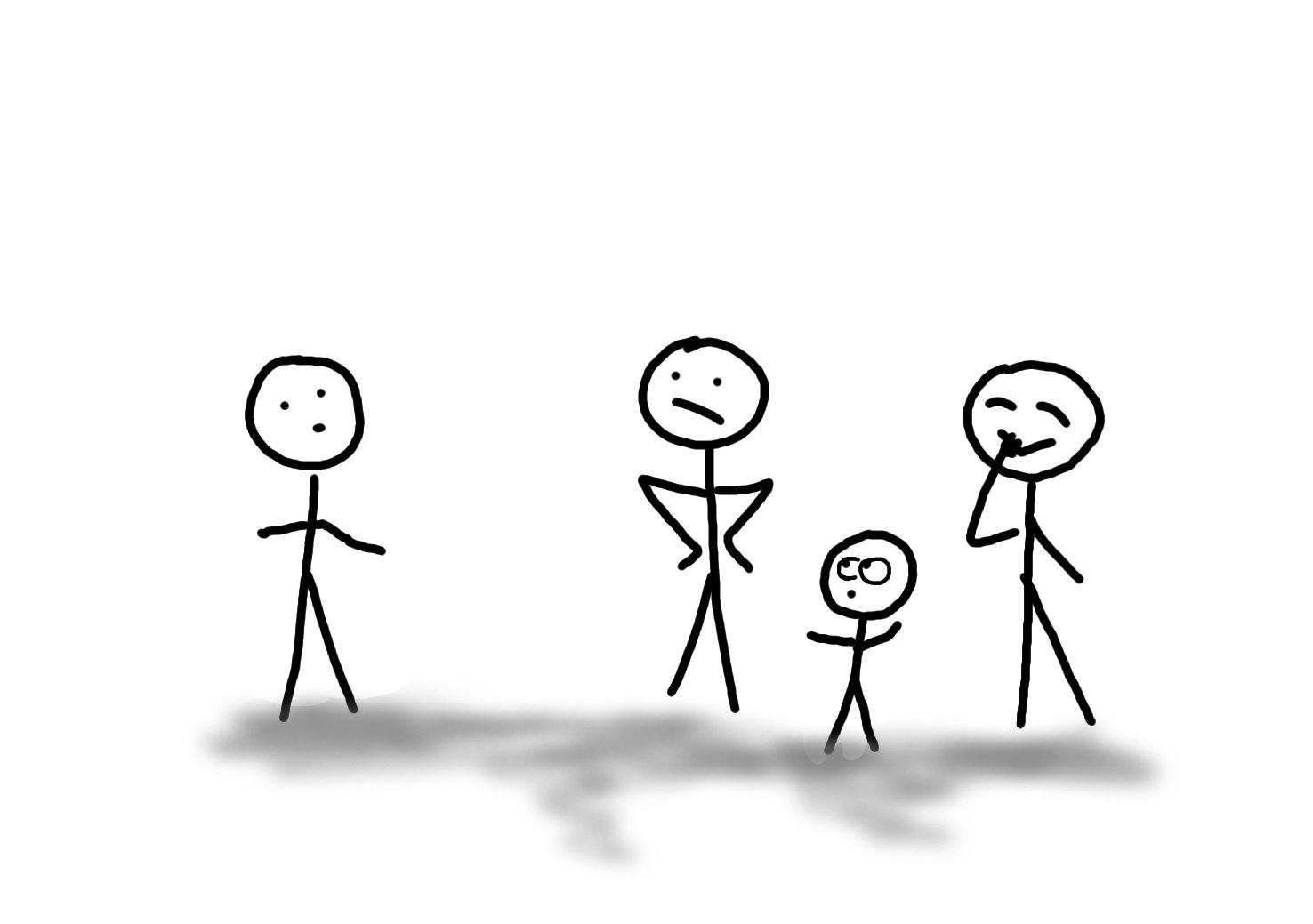 Bild für Befangenheit – Der Verfahrensbeistand als zweiter Anwalt eines Elternteils.